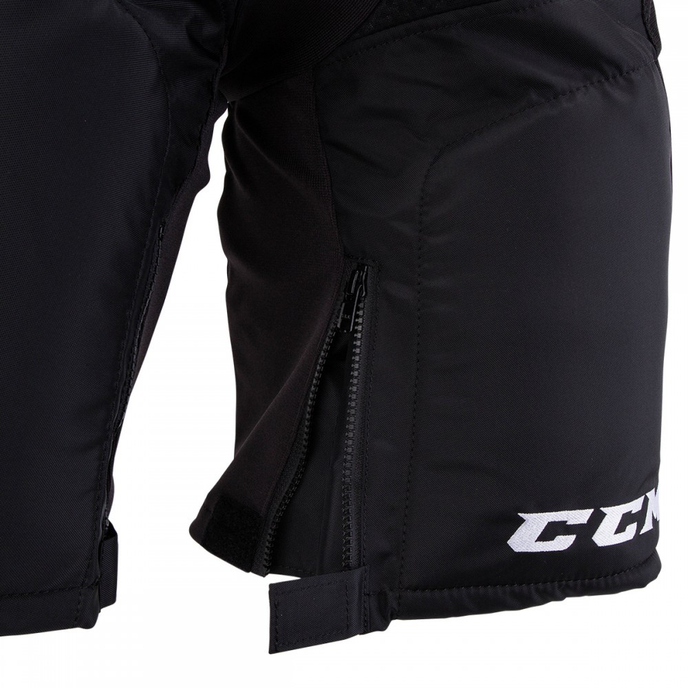 Kalhoty CCM Jetspeed FT1 SR, tmavě modrá, Senior, M
